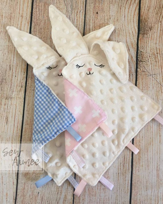 Bunny Taggie Osterhase Taggy Baby Tröster Sensory Toy | babies