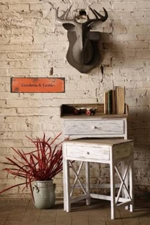 Gershwin & Gertie Recycled Rustic Furniture & Decor | Home Ideas
