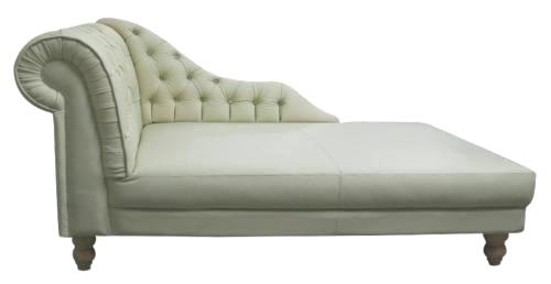 Couch With Chaise Lounge Napoleon Chesterfield Liege Couch Sofa In
