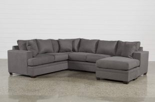 Kerri 2 Piece Sectional W/Raf Chaise   Living Spaces