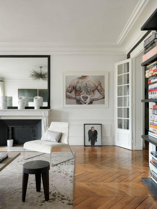 Gorgeous Modern French Interiors (40 Pics   Future Home Decorating