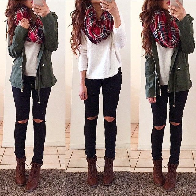Winteroutfits 😈 von abfabulous tochis🌸 - Muse