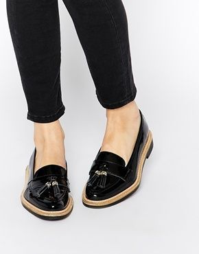 Quaste Loafers Outfit Ideen